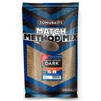 Sonubaits Match Method Mix Dark Groundbait - 2kg