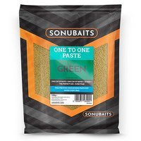 Sonubaits One To One Paste - Green (500g)