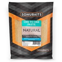 Sonubaits One To One Paste - Natural (500g)