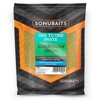 Sonubaits One To One Paste - Supercrush Green (500g)