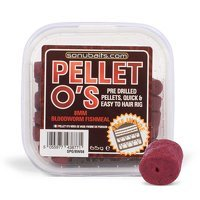 Sonubaits Pellet Os 8mm - Bloodworm Fishmeal