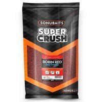Sonubaits Robin Red Method Mix Groundbait - 2kg