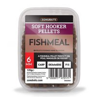Sonubaits Soft Hooker Pellets 6mm - Fishmeal