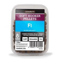Sonubaits Soft Hooker Pellets 8mm - F1