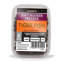 Sonubaits Soft Hooker Pellets 8mm - Tiger Fish