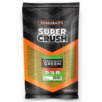 Sonubaits Supercrush Green Groundbait - 2kg