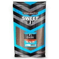 Sonubaits Sweet F1 Dark Groundbait - 2kg