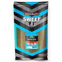 Sonubaits Sweet F1 Green Groundbait - 2kg