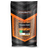 Sonubaits Tiger Fish Feed Pellets - 4mm (900g)
