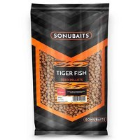 Sonubaits Tiger Fish Feed Pellets - 6mm (900g)