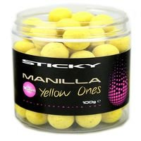 Sticky Manilla Yellow Ones 16mm
