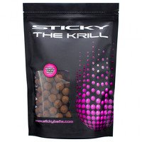 Sticky The Krill Shelf Life Boilies 12mm (1kg)