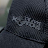 Team Korda Black Canvas Cap (KBC03)