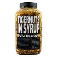 Tigernuts in Syrup Particle 2.35L Jar