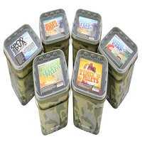 Time Bomb Pellets 3kg Camo Bucket