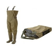 Trakker N2 Chest Waders Size 12-13