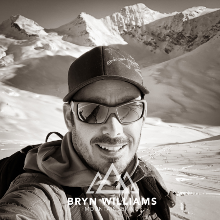 Bryn Williams Mountaineering