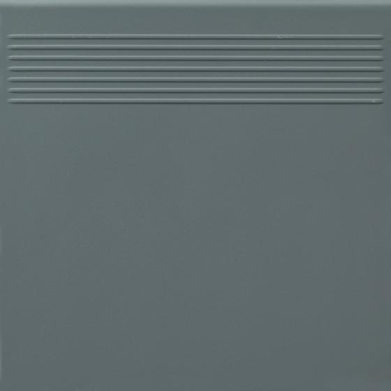 Bazo Nero Stopnica Prosta Monokolor Mat 30x30