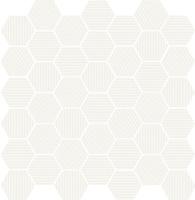 Muzi White Mosaic 29x29,7