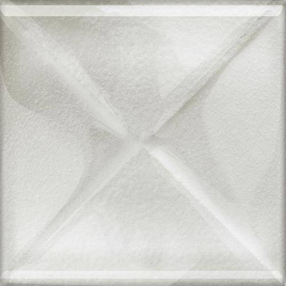 Glass White Inserto New 9,9x9,9