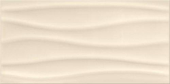Beige Glossy Wave Structure 29,7x60