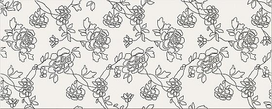 Blackwhite Pattern C 20x50