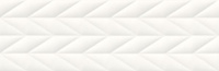 French Braid White Structure 29x89