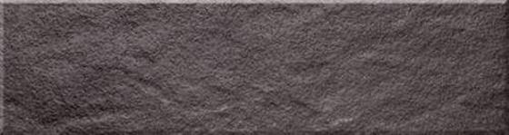 Klinkier Solar Grafit Elewacja 3-D 24,5x6,5