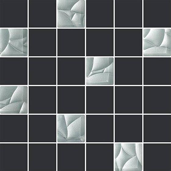 Esten Silver Grafit Mozaika Cięta K 4,8x4,8 29,8x29,8
