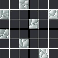 Esten Silver Grafit Mozaika Cięta 29,8x29,8