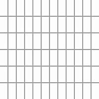 Albir Bianco Mozaika Prasowana K 2,3x4,8 29,8x29,8