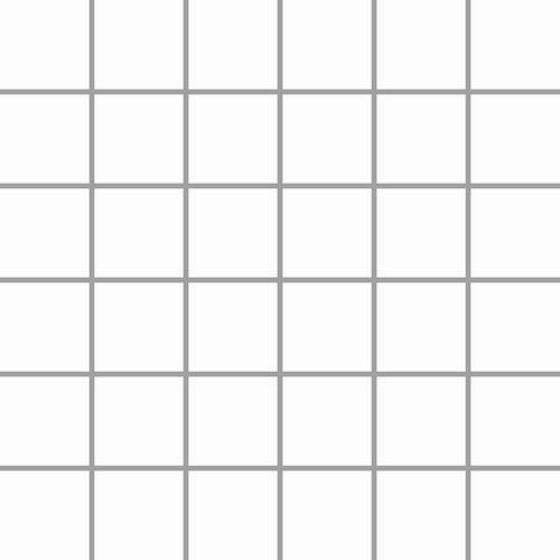 Albir Bianco Mozaika Prasowana K 4,8x4,8 29,8x29,8