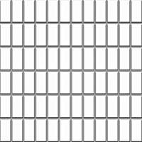 Altea Bianco Mozaika Prasowana K 2,3x4,8 29,8x29,8