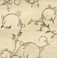 Traviata Ornament Dekor 2-Elem 61,8x60,8