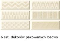 Brika Bar Patchwork Dekor 23,7x7,8