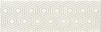 Burano Bar White Dekor A 23,7x7,8