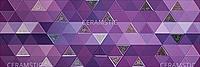 Opp Multicolor Violet Inserto DGL-281M3 30x90