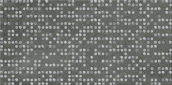 Normandie Graphite Inserto Dots 29,7x59,8