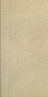 Rockstone Beige Stopnica Prosta Mat 29,8x59,8