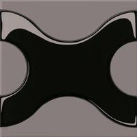 Colour Connection Grey-Black Inserto A 20x20