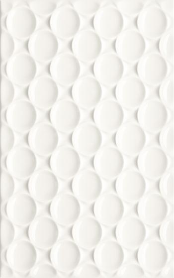 Martynika Bianco Struktura 25x40