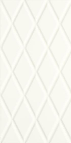 Moonlight Bianco Struktura B 29,5x59,5