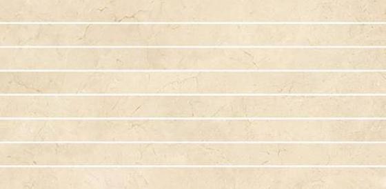 Light Marble Beige Mosaic Belt 29x59,3