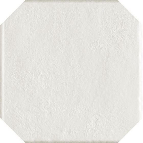 Modern Bianco Struktura Octagon 19,8x19,8