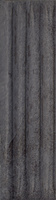 Bazalto Grafit Elewacja Struktura Głęboka C 30x8,1