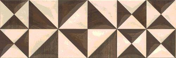 Geometrica Beige Inserto Geo 25x75