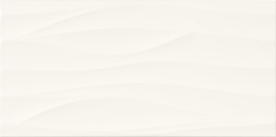 Touch PS800 White Satin Wave Structure Me 29,8x59,8
