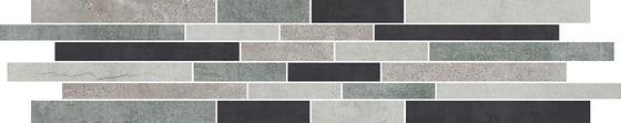 Dreaming Grey Mosaic 12x60