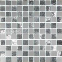 Mirror Silver Mozaika MS17 30x30