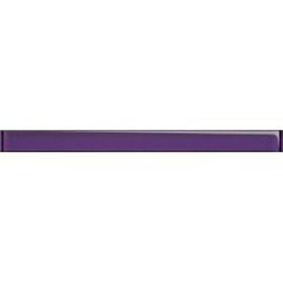Glass Violet Border New 2x59,8